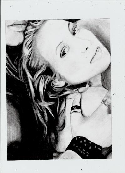 Jennifer Lopez by janine